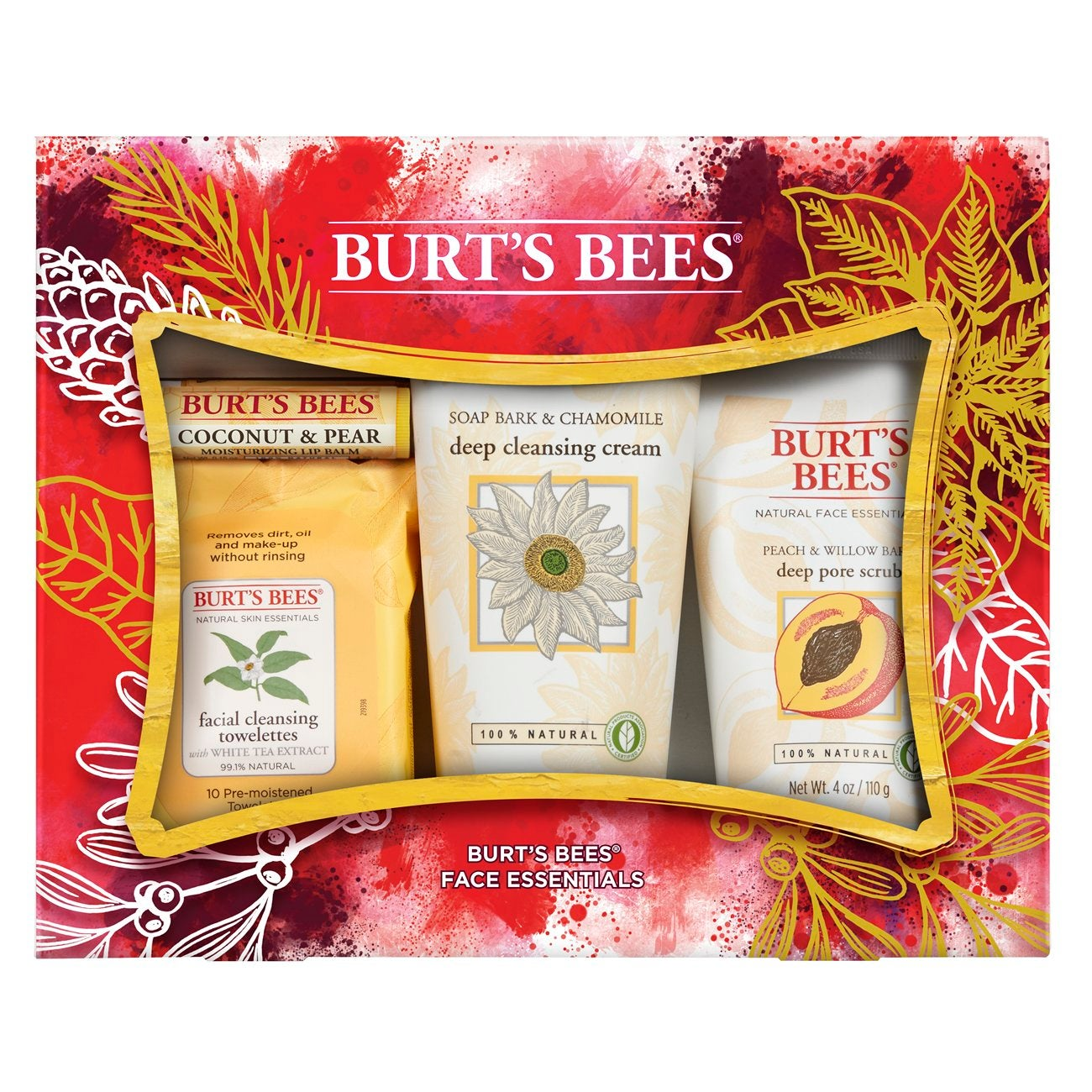 Burt's Bees Face Essentials