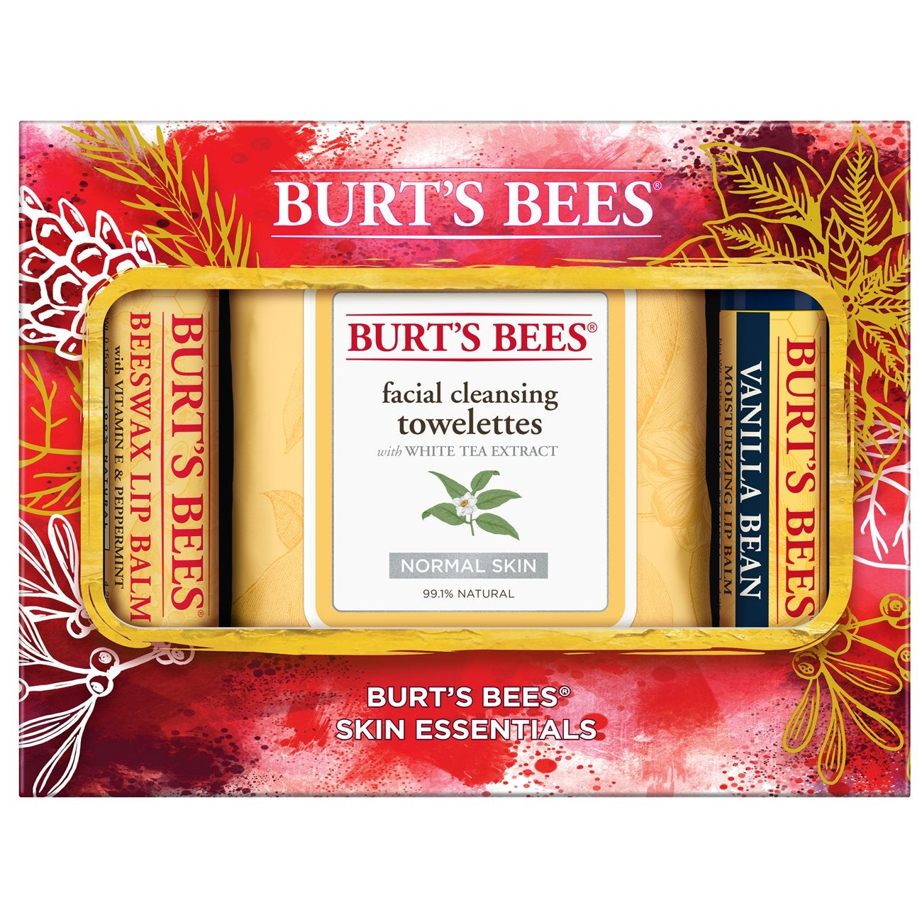 Burt's Bees Skin Essentials
